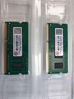 Transcend 2G DDR3L 1600