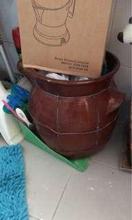 姜醋煲瓦湯煲
