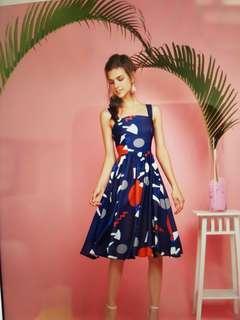 Lilypirates paint dress