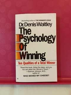 Psychology of Winning | Self Help, Positive, Success Book | by Who Moved My Cheese