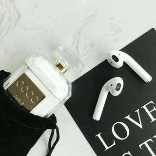 💋Airpods case香水造型保護套💕💖