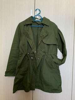 Army Green Parka