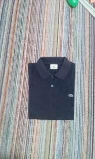 Polo shirt lacoste navy blue size 4