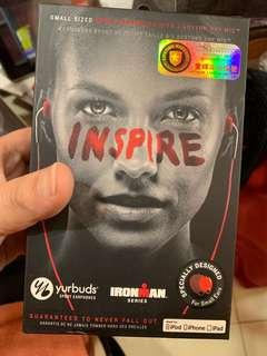 Yurbuds Inspire Earphone
