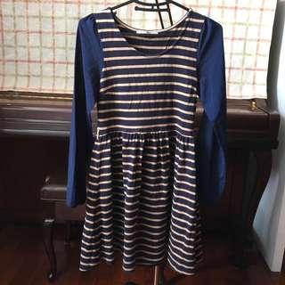 🚚 韓國公主連身裙#半價衣服市集
