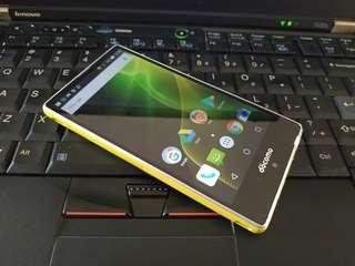 Sharp Aquos sh-02h 4G LTE Ram 3gb NFC on