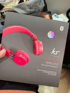 Kitsound Wireless Headphone