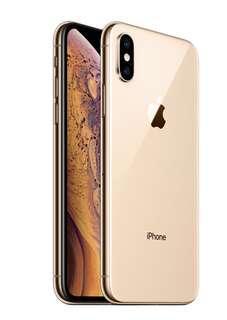 Iphone XS Max 512GB GOLD BRAND NEW