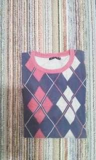 Sweater SISLEY size M fit to L