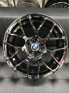 """18"""" Rims for BMW 5x120 8.5x18 et35"""