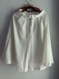#paydaymaret kulot putih