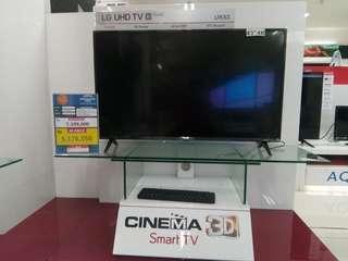 LG UHD TV Cicilan 0% Tanpa Cc