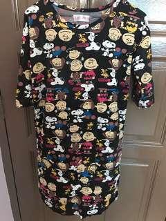 Snoopy dress