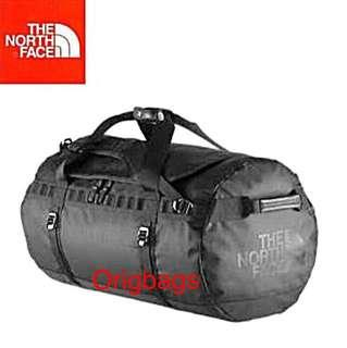 THE NORTH FACE BASE CAMP DUFFEL DUFFLE BAG | BACKPACK | HAVERSACK | LUGGAGE | MEDIUM Color : TNF GREY