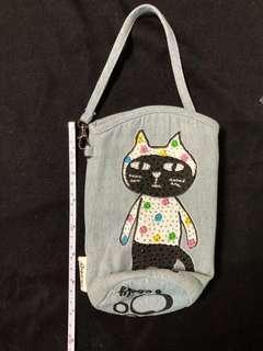 日本 LALACUB 貓貓水樽袋