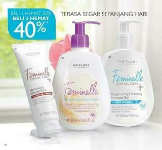 Feminelle Intimate Wash