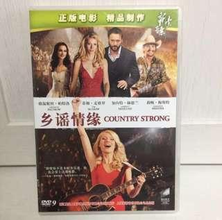 🚚 Country Strong DVD