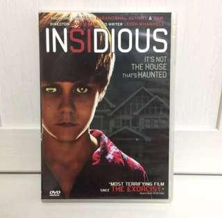 🚚 Insidious DVD