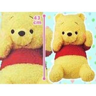 [UPCOMING INSTOCKS] TOREBA Winnie the Pooh - Red Cheek Mega Jumbo Rolling Plushie