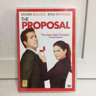 🚚 The Proposal DVD