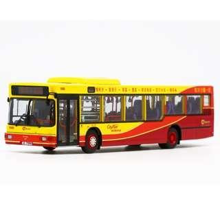 巴士模型 1/76 城巴MAN NL262 11.7m -1565