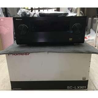 Brand NEW Pioneer SC-LX901 truly 11.2 Channel Home Theater AV Receiver (200 watts per channel) with receipt and warranty