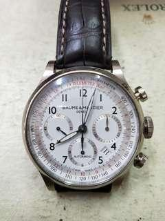 BAUME&MERCIER chronograph automatic 42mm