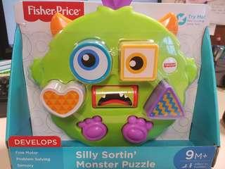 🚚 Fisher-price toy