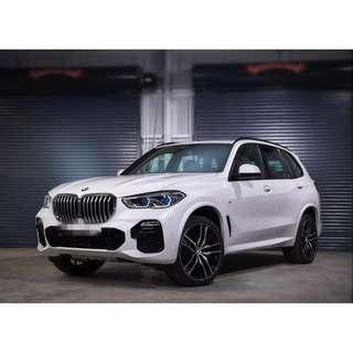 BMW X5 XDRIVE40i MSPORT