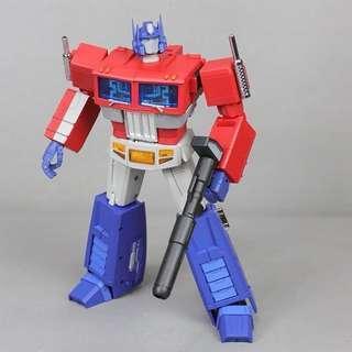 Optimus Prime G1 Magic Square MS-01 Light of Freedom MS01 🆓 post to WM