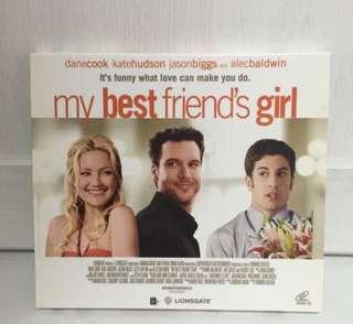 🚚 My Best Friend's Girl VCD