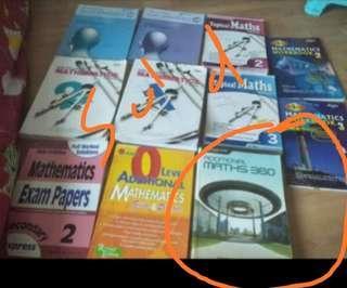 🚚 O Level Textbooks math 360