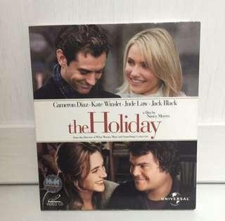 🚚 The Holiday VCD