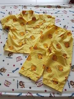 Duck Pyjamas