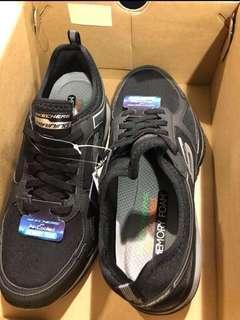🚚 Skechers 男記憶鞋墊運動鞋 大尺碼女鞋#半價衣服市集