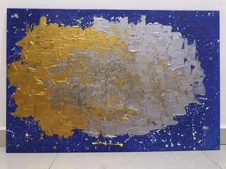 Painting - Galactic Duke