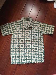 Kemeja Batik Anak Cowok