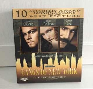 🚚 Gangs of New York VCD