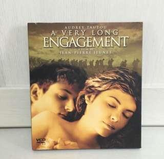 🚚 A Very Long Engagement VCD