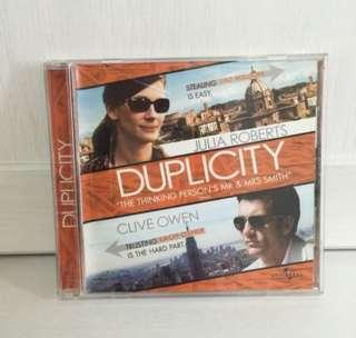 🚚 Duplicity VCD