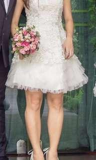 Rom gown or bridesmaid dress