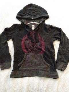 Light roxy hoodie