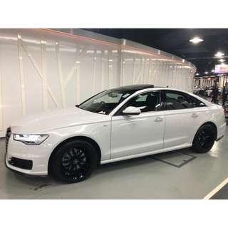 奧迪 Audi A6  2015年