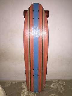 skateboard with penny wheels