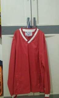 Champion Vintage Jersey LS - Red