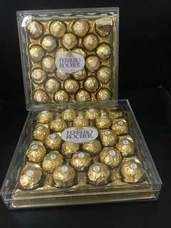 金莎朱古力Ferrero Rocher 24 pcs