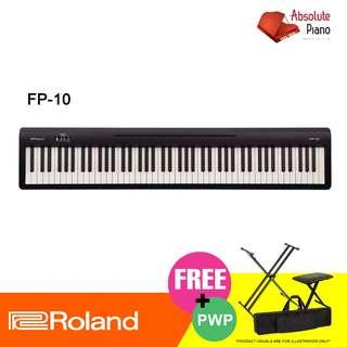 New Launch !!! Roland Digital Piano FP-10