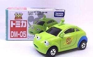 BN Brand New Tomica Disney DM-05 Corot Alien Car Toy
