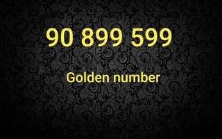 Singtel Prepaid Golden Number