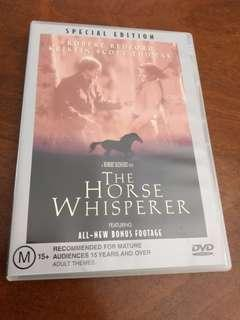 The Horse Whisperer DVD